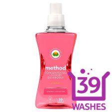 Method Laundry Peony Blush 39 Washes 1.56L