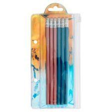 Tesco Word Pencils Wallet