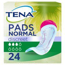 Tena Lady Discreet Duo Normal 24 Pack