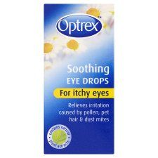 Optrex Itchy Eyes 10ml