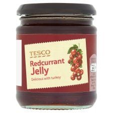 Tesco Redcurrant Jelly 340g