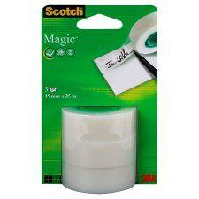 Scotch Magic Tape Refills 3 Pack