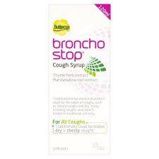 Bronchostop Syrup 120ml