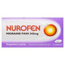 Nurofen Migraine Pain 12S