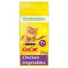 Go-Cat Senior Chicken & Rice & Vegetables 2kg