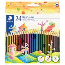 Staedtler Noris Colour Pencils 24 Pack
