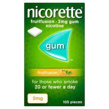 Nicorette Freshfruit Gum 2Mg 105S