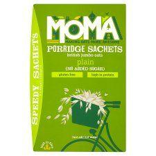 Moma Porridge No Added Sugar 5X65g