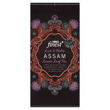 Tesco Finest Assam Leaf Tea 125g
