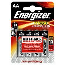 Energizer Max Aa 4 Pack