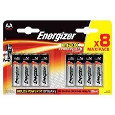 Energizer Max Aa 8Pk
