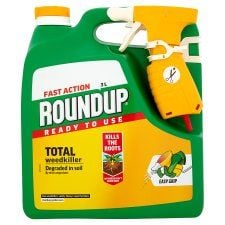 Roundup Ready To Use Weed Killer Spray 3 Litres
