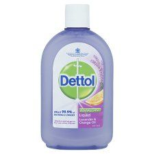 Dettol Disinfectant Lavendar and Orange Oil 500 ml