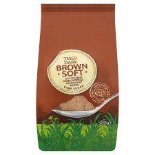 Tesco Dark Soft Brown Sugar 500g