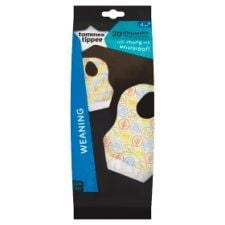Tommee Tippee Explora Disposable Bibs X20
