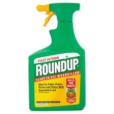 Round Up Weed Killer 1Ltr Ready To Use