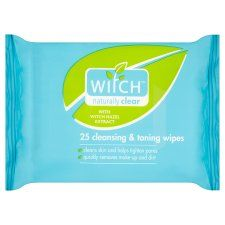 Witch Cleansing and Toning Wipes 25