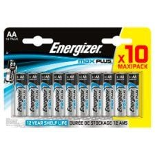 Energizer Max Plus Aa 10 Pack