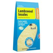 Profoot Lambswool Insole 1 Pair
