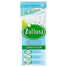 Zoflora Linen Disinfectant 500ml