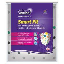 Minky Smartfit Universal Ironing Board Cover Spot