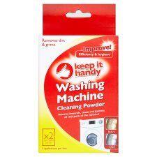 Keep It Handy Washing Machine Cleaner 2 Pack