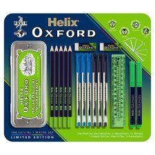 Oxford Large Stationery Set Colours