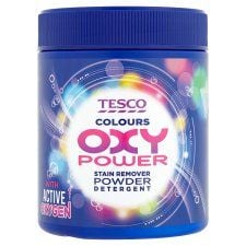 Tesco Oxi Powder Colours 500g