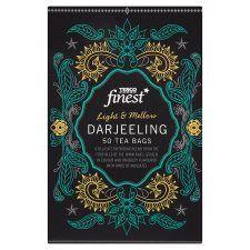 Tesco Finest Darjeeling 50 Tea Bags 125g