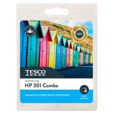 Tesco Combo Printer Ink for HP 301