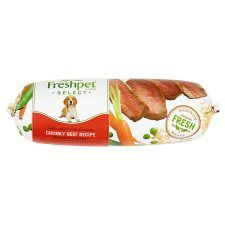Freshpet Beef and Rice Fresh Dog Food 680g