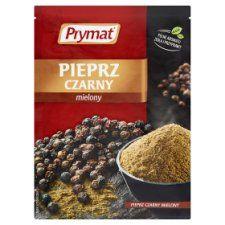 Prymat Ground Black Pepper 20g