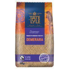 Tate and Lyle Demerara Sugar Fair Trade 500g