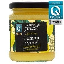 Tesco Finest Zesty Lemon Curd 320g