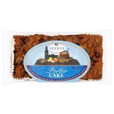 Seerys Porter Cake 500g