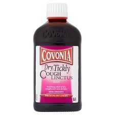 Covonia Dry and Tickly Cough Linctus 300ml