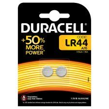 Duracell Speciality Lr44 2 Pack