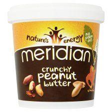 Meridan Peanut Butter Crunchy 1 kg