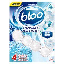 Bloo Power Activ White Rim Block 50g