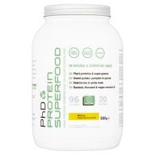 Phd Nutrition Protein Superfood Banana 500g