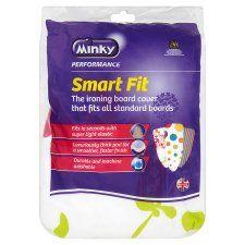Minky Smart Fit Ironing Board Cover Stripe