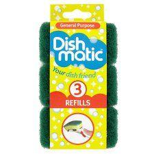 Easy Do Dishmatic Refill 3 Pack