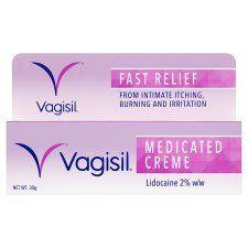 Vagisil Medicated Cream 30g