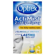 Optrex 2 In 1 Spray Itchy and Watery Eyes 10ml