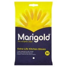 1 Marigold Extra Life Gloves Kitchen Medium