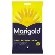 Marigold Extra 1 Life Gloves Kitchen Small