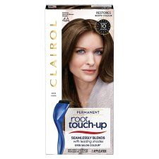 Root Touch Up Hair Dye Dark Ash Brown 4A