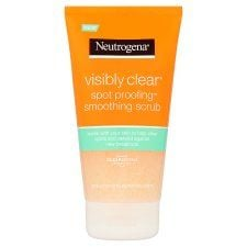 Neutrogena Visibly Clear Smoothing Scrub 150ml