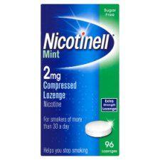 Nicotinell Mint Lozenge 2Mg 96S