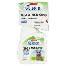 Bob Martin Fleaclear Cat & Home Flea Spray 300 ml